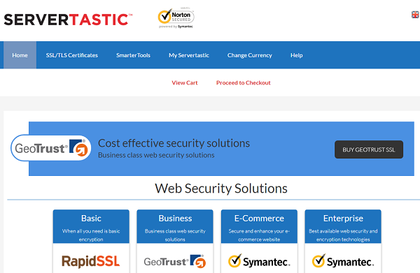 Servertastic - Best Security Solutions