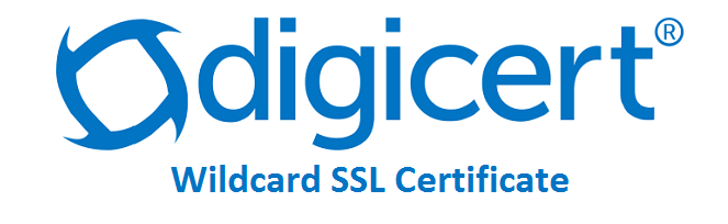 digicert wildcard ssl