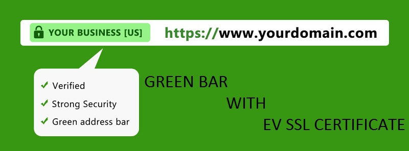 Benefits of Extended Validation SSL Certificate