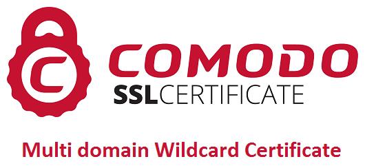 Comodo Positive Multi Domain Wildcard SSL - Best Providers List
